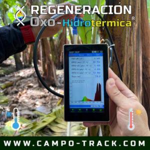 Regeneración Oxo-Hidrotérmica campo track ecuador